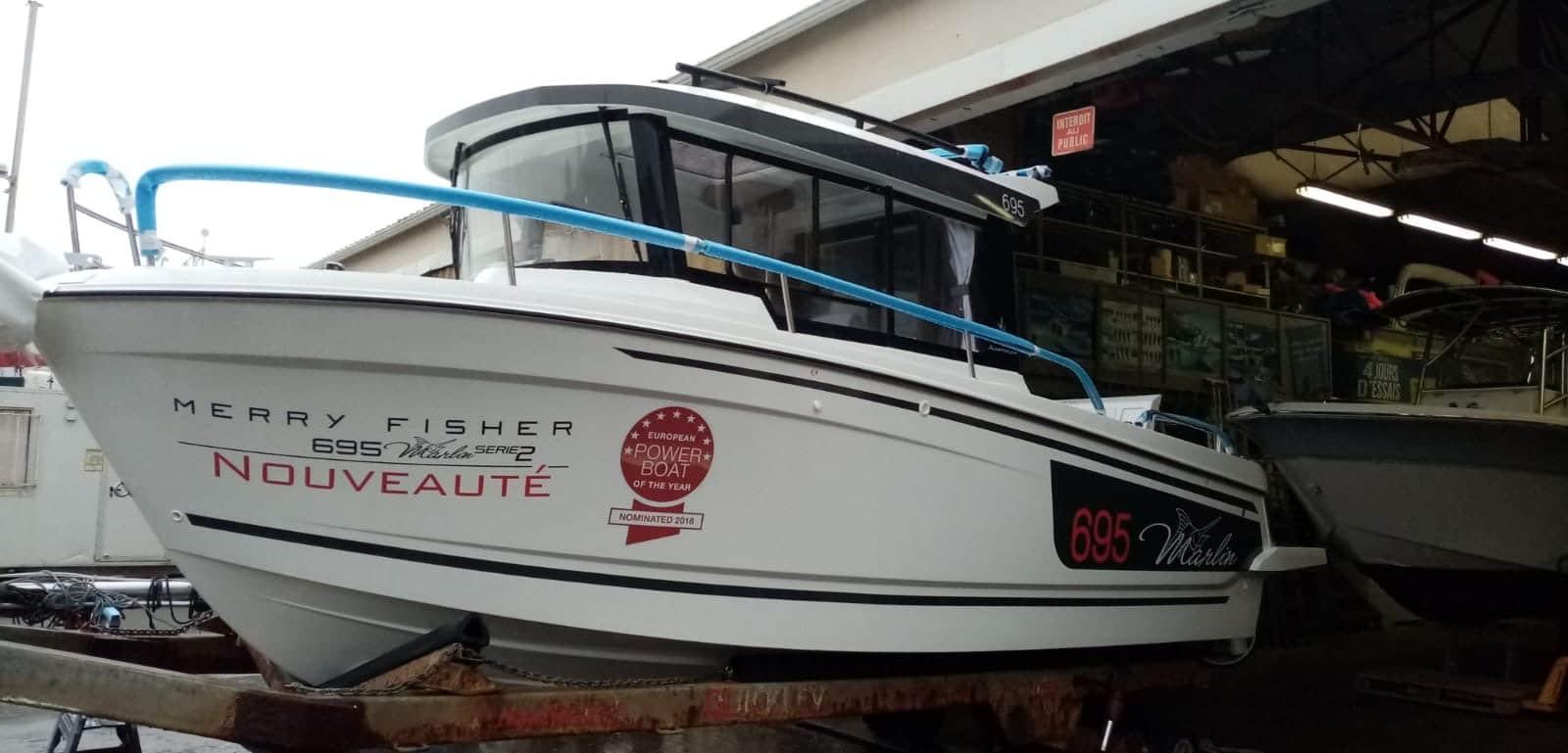 Merry Fisher 695 Marlin s2 en exclusivité à Atlantica
